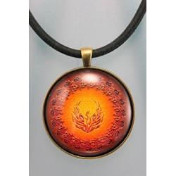 Tűzmadár Mandala 019