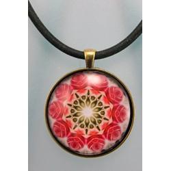 Rózsa Mandala 027