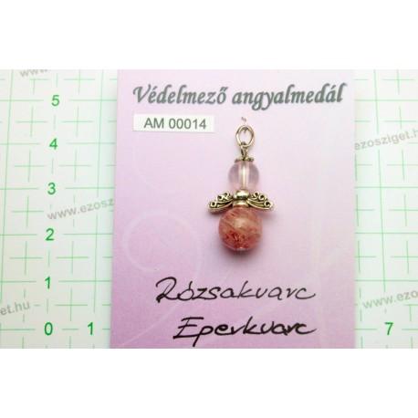 Rózsakvarc Eperkvarc AM00014