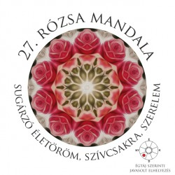 Rózsa mandala