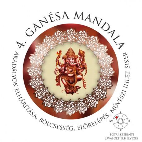 Ganésa mandala