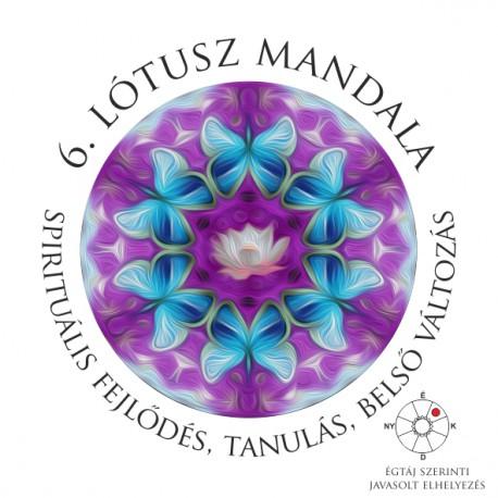 Lótusz mandala