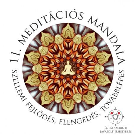 Meditációs mandala