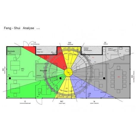Feng-shui felmérés egyeztetése, árajánlat kérés, jelképes előlege