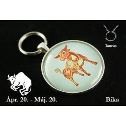 05 Horoszkópos kulcstartó Bika